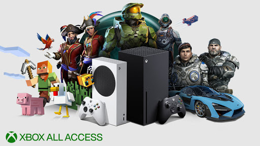 Les Québécois ont maintenant accès à Xbox All Access
