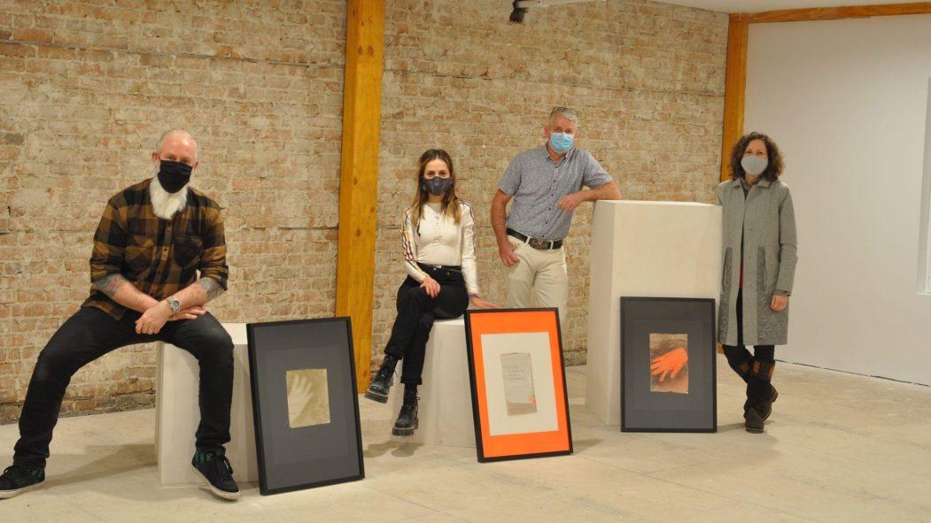 La nouvelle galerie d'art de Verdun, Jano Lapin.