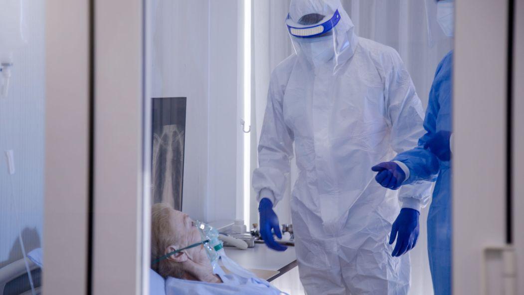 Le personnel de l'Hôpital de Verdun doit gérer une éclosion de COVID-19.