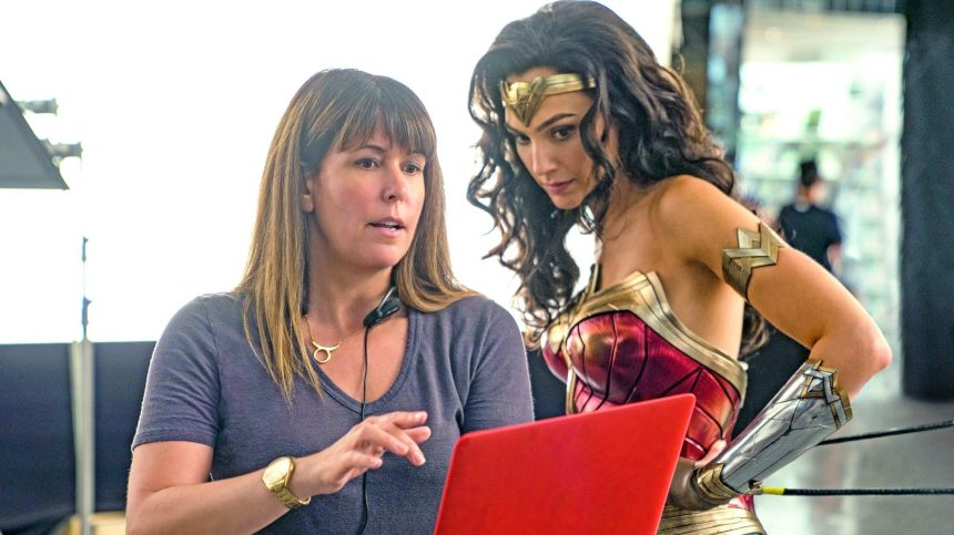 Patty Jenkins, la force derrière Wonder Woman