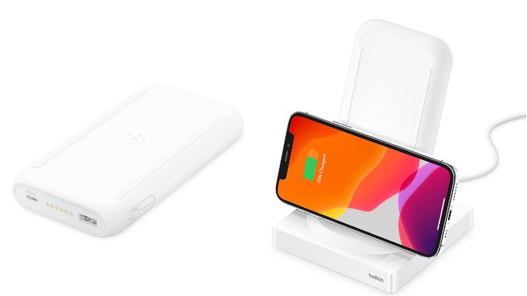 Belkin BOOST↑CHARGE batterie portative recharge sans fil téléphone intelligent