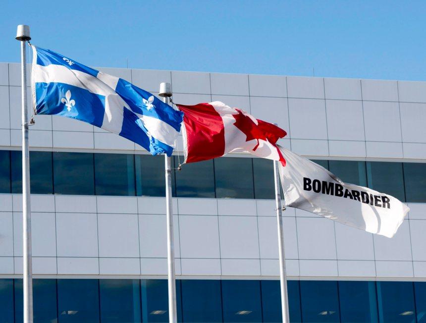 Bombardier: vente autorisée