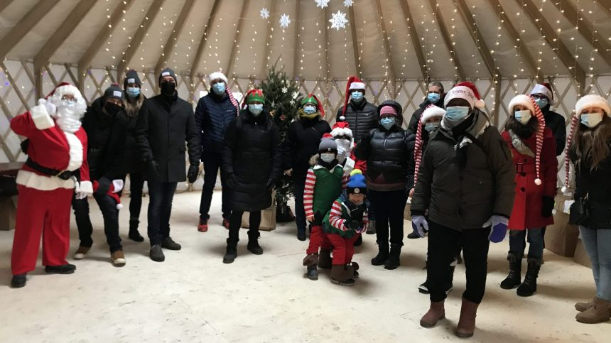 Bouffe-Action de Rosemont: un élan de solidarité exceptionnel pour sauver Noël