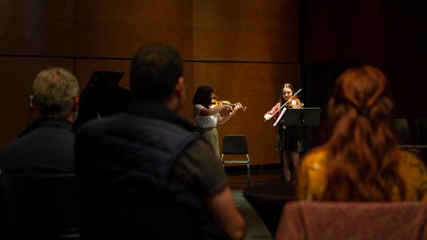 Cégep de Saint-Laurent: repenser les orchestres en temps de pandémie
