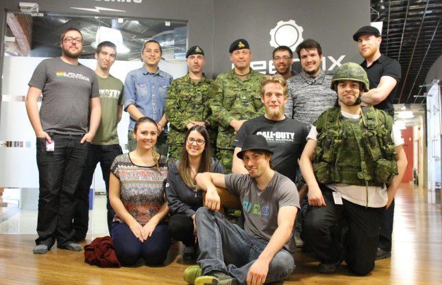 Beenox s'agrandit à Québec grâce à la franchise Call of Duty