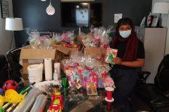 Centre ABC: plus de cadeaux pour les enfants démunis de Saint-Laurent