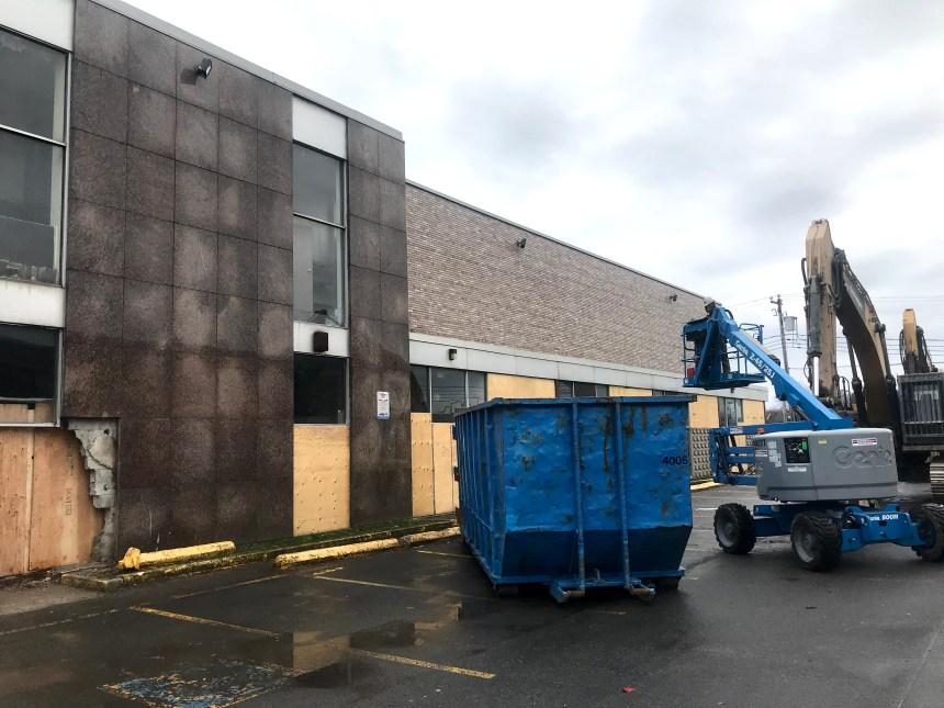 L'ancien cinéma Dorval sera déconstruit