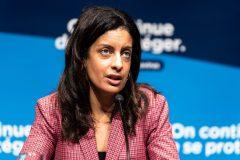 Dominique Anglade: tracer le chemin pour les autres femmes et minorités