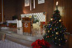 Une semaine complète de messes de Noël à Marie-Reine-de-la-Paix