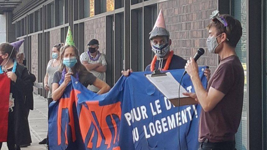 Conseil d'arrondissement corsé avec Infologis