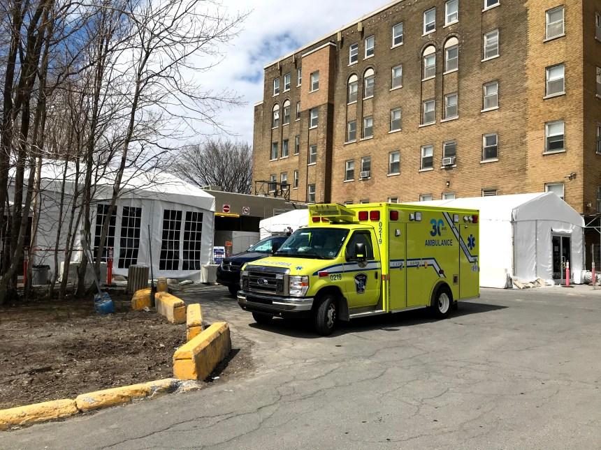 L'agrandissement de l'Hôpital de Lachine retardé à 2022