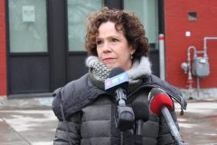 Un organisme accuse Sue Montgomery de s'approprier le nom «Courage»