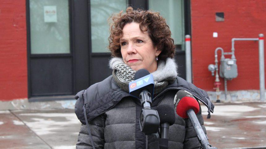 33 000$ pour faire taire l'ancien chef de cabinet de Sue Montgomery
