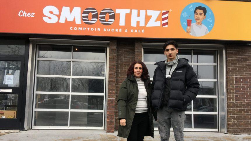 Chez Smoothzi: de Snapchat à un restaurant de quartier