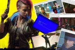 Cyberpunk 2077 en difficulté sur PS4 et Xbox One