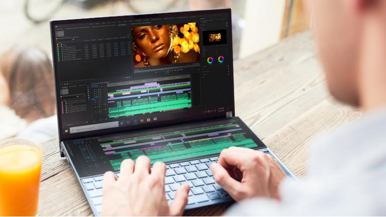 Processeur Intel Core 11 montage vidéo
