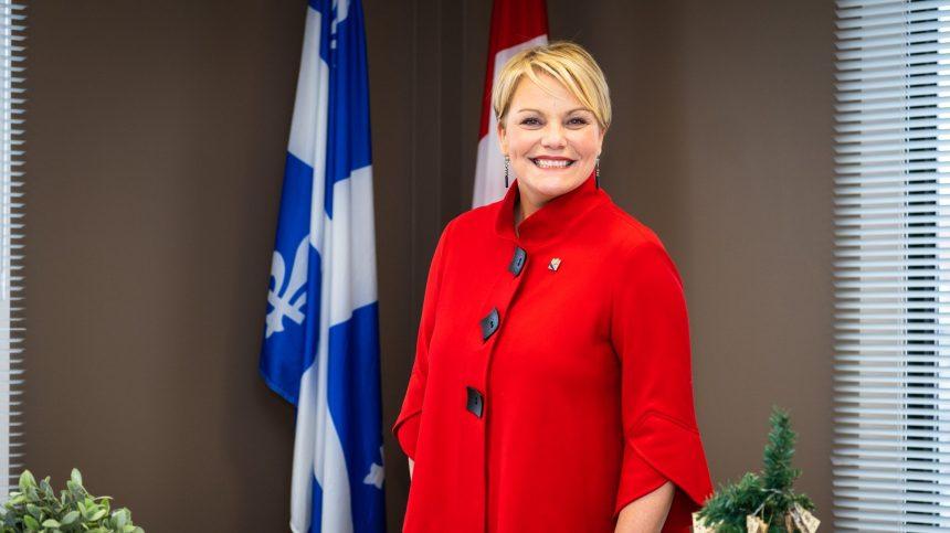 Isabelle Melançon: une volonté de taxer les GAFAM
