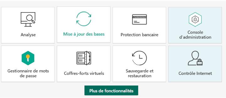 Kaspersky Small Office Security antivirus
