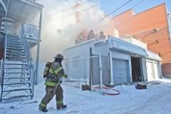 Presque deux fois plus d'incendies en 2020