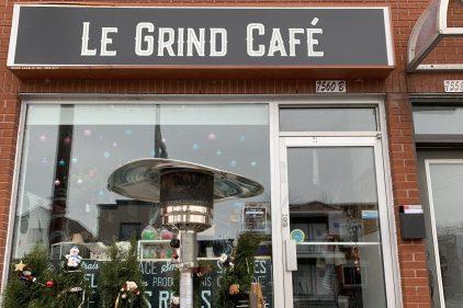 Rappel de produits du Grind Café à LaSalle