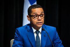 Couvre-feu: «Pas question» pour le moment d'exclure les sans-abri