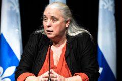 Manon Massé ne briguera pas le poste de première ministre en 2022
