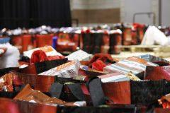 500 paniers de Noël distribués aux Laurentiens pour les fêtes