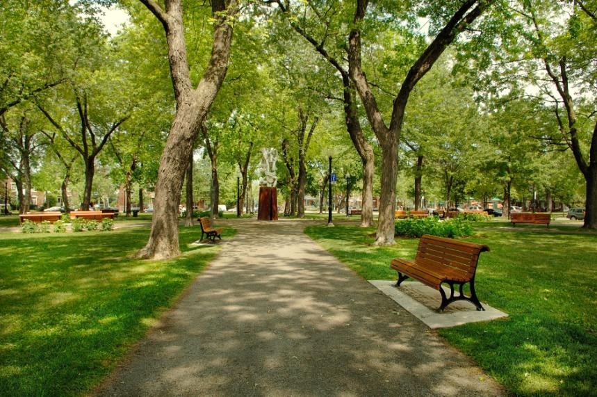 Les plus beaux parcs de quartier de Montréal
