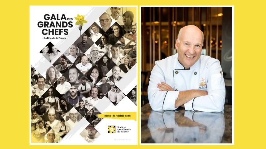 Des chefs cuisinent pour la bonne cause, et ça leur remonte le moral!