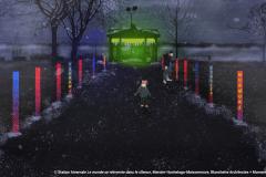 Stations hivernales dans MHM: un parcours intitulé «Si l'hiver m'était conté»