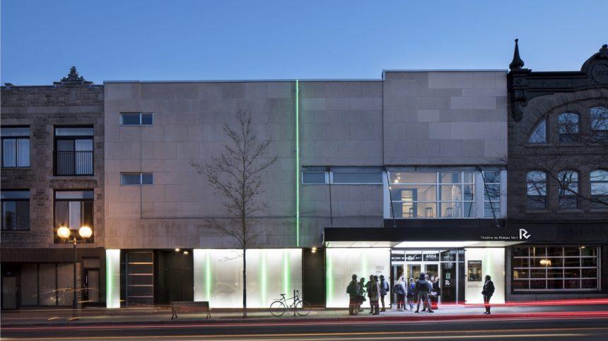 Le Théâtre du Rideau Vert poursuit le Conseil des arts du Canada en justice