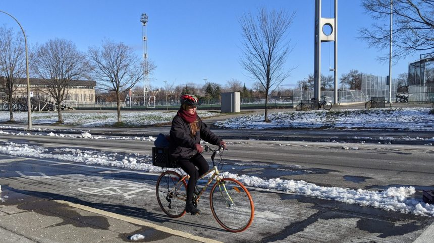 Toujours plus de vélos sur le Plateau