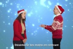 Quand Arnaud Soly et Virginie Fortin chantent Noël… Ça donne ça!