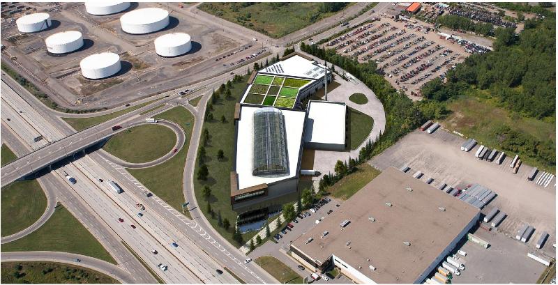 Pas de centre de compostage dans l'Est avant 2030