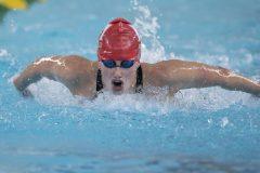L'année bien remplie de Daphné Danyluk, jeune nageuse de RDP