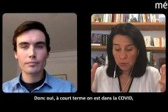 Dette de la STM: Valérie Plante s'oppose à une réduction du service