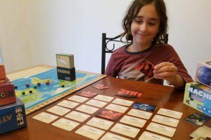 5 autres jeux pour faire l'école à la maison