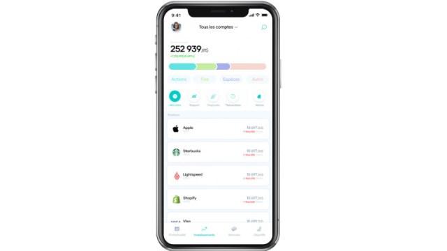 Hadbacon application investissement