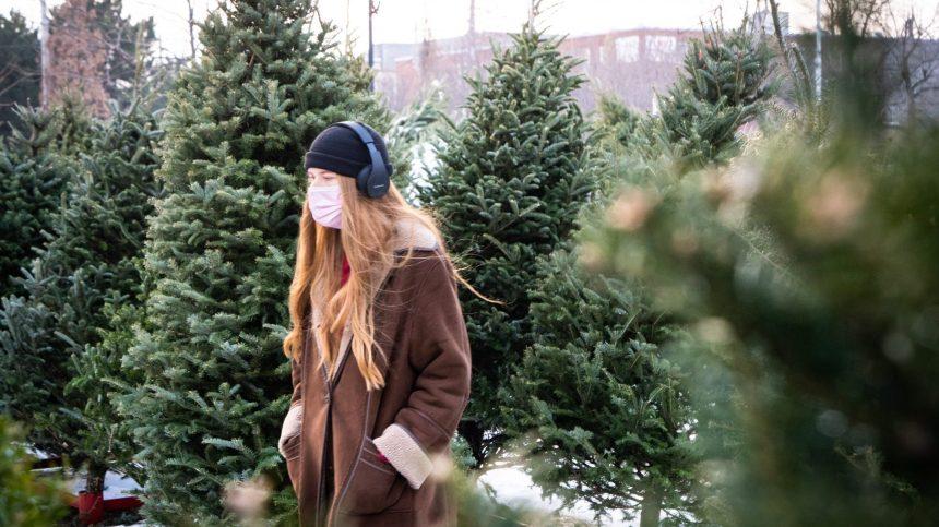 Près de la moitié des Québécois ont visité famille et amis à Noël