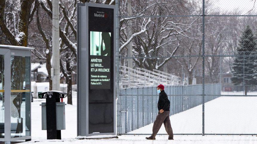 COVID-19: les éclosions se multiplient dans le nord-est de Montréal