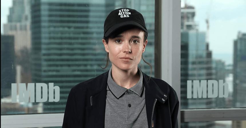 Elliot Page, vedette de «Umbrella Academy», révèle sa transidentité