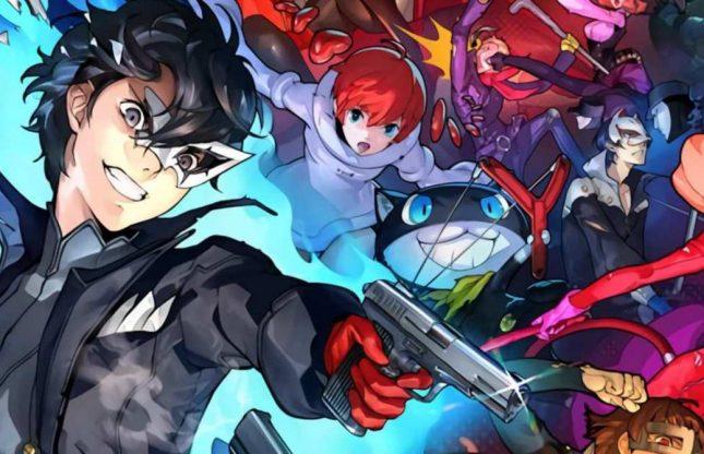 Persona 5 Strikers annoncé sur PC et consoles