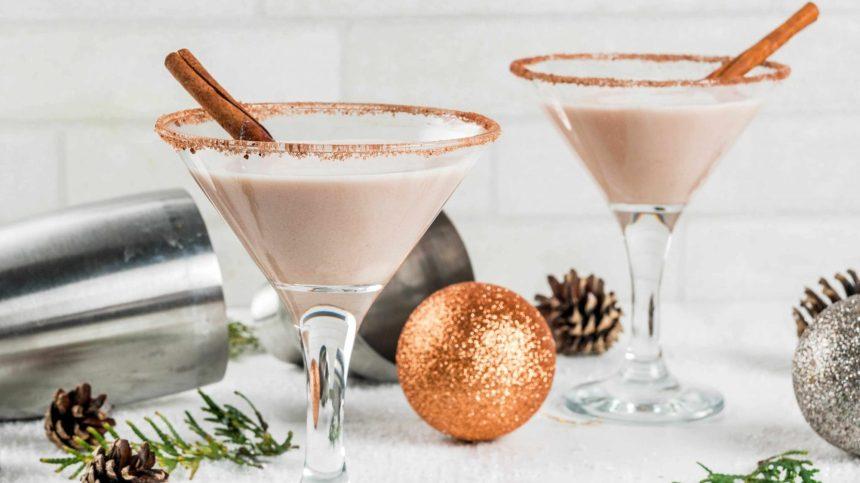 Recettes de cocktails pour éviter de déprimer à Noël