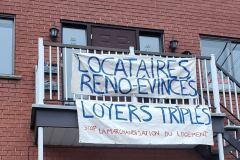 Logement: nouvelle fronde contre les évictions abusives à Montréal