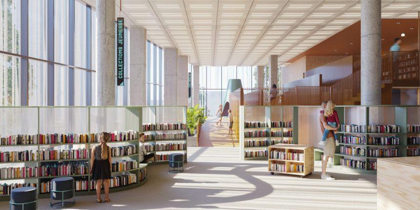 Le centre culturel et communautaire de Peter-McGill sera le centre Sanaaq
