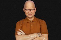 L'humoriste Simon Delisle remporte «Le Prochain Stand-Up» sur Noovo