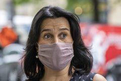 Couvre-feu: Valérie Plante demande une exemption pour les itinérants