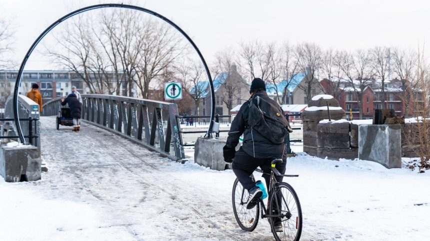 Le Canal-de-Lachine sera accessible en hiver