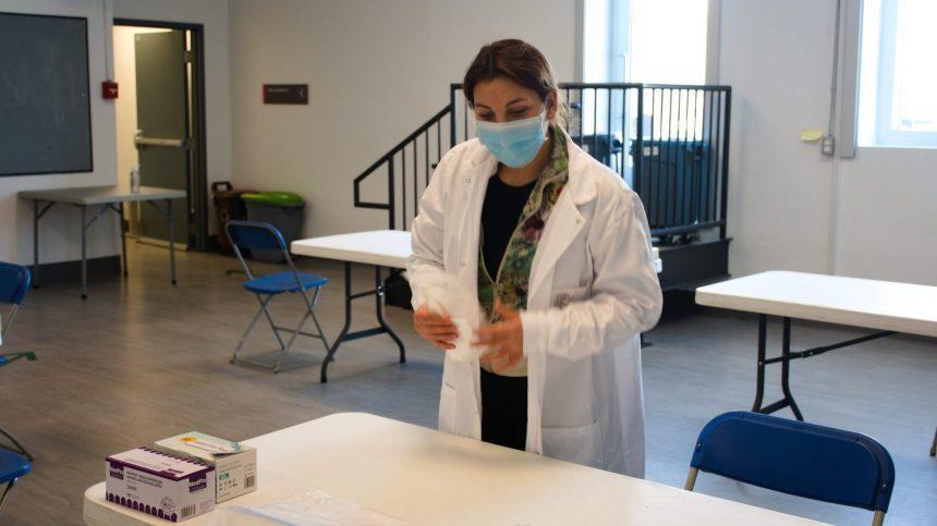 Une nouvelle clinique de dépistage au CIUSSS de l'Est