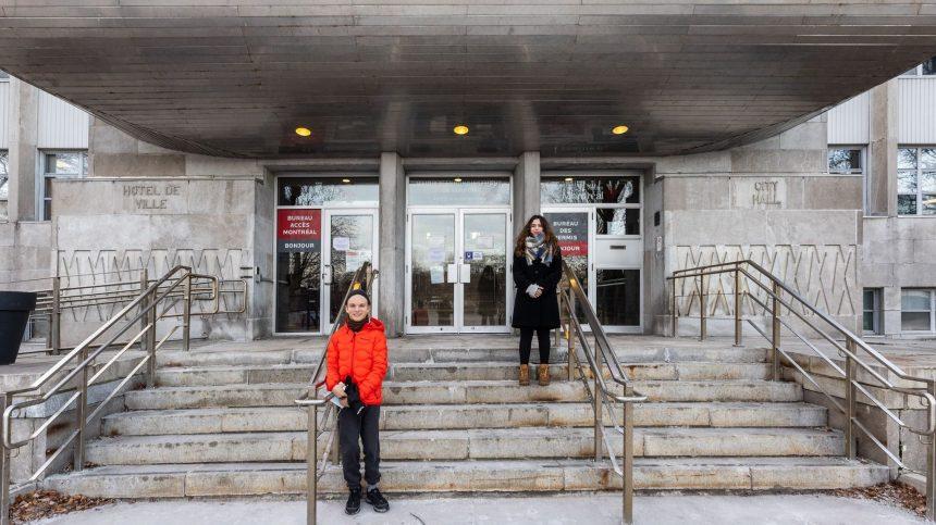 De nouveaux jeunes s'impliquent en politique à l'arrondissement